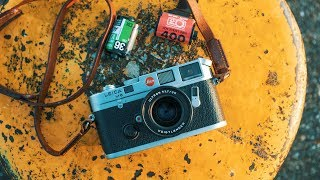 Five REASONS for getting a LEICA M6 - as a street photographer