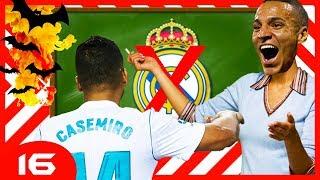 DEMOS UMA LIÇÃO NO REAL MADRID! | FIFA 19 - Modo Carreira Valencia #16