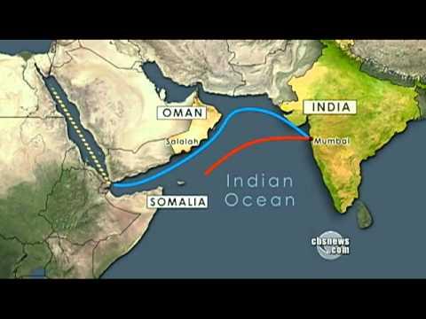 Somali pirates hijack yacht, four U.S. hostages