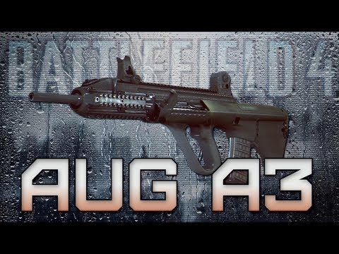 BF4 AUG A3 Review (PC & PS4 Gameplay)