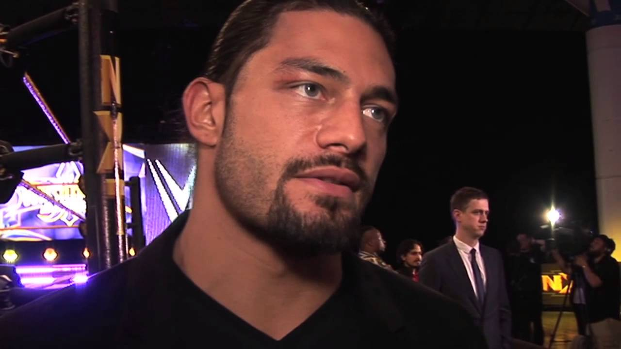 rock and roman reigns relationship