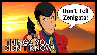 Download 7 Things You (Probably) Didn't Know About Lupin III! 3Gp Mp4