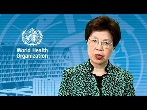 DR. MARGARET CHAN, Director General, WHO, Immunization Message