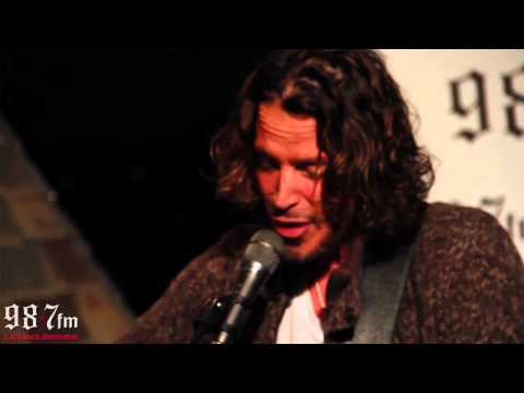 Soundgarden - Blow Up The Outside World (Live @ 987FM Acoustic Performance)