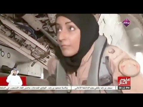 Emirati Arabi, la prima top gun donna partecipa ai raid contro l'Isil