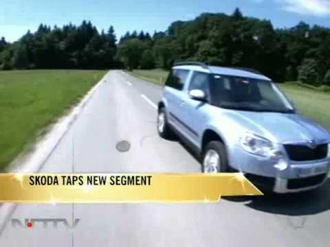 Skoda Yeti finally arrives