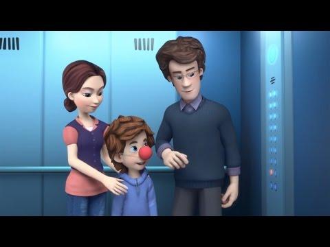 Фиксики - Лифт | Познавательные мультики для детей