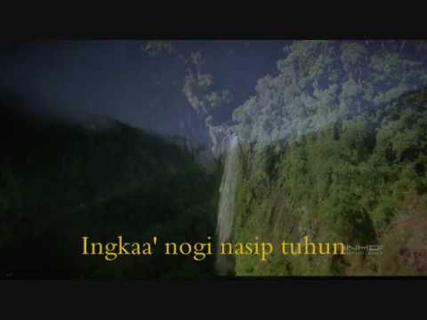 Sabah song (Kadazan): Miaga Sakot Totomou