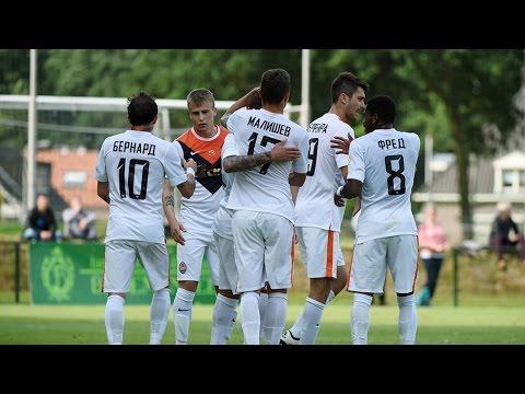 Gent 0-2 Shakhtar. Highlights