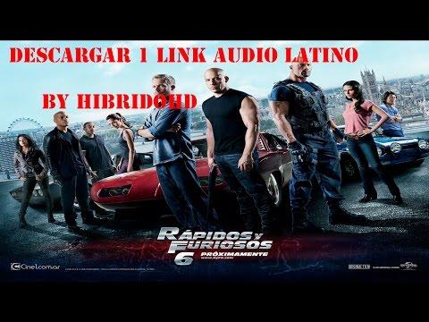 Descargar La Pelicula De Rapido y Furioso 1,2,3,4,5 y 6 Completas Audio Latino 1 Link