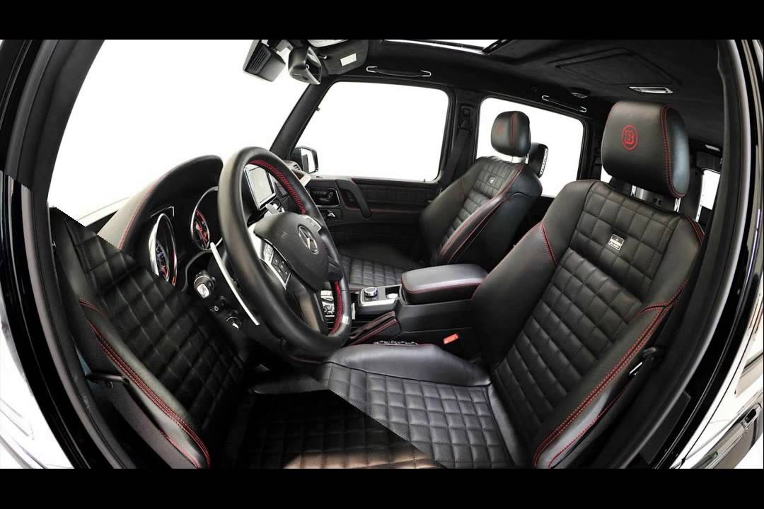 2015 model brabus mercedes benz g 65 800 ibusiness - YouTube