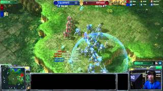 Liquid.Hero vs M.Feast @ IEM SC2 Group D Round 2