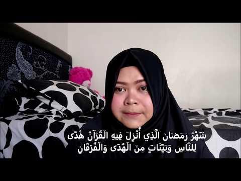 Surah AL-BAQARAH : 183-185 | Ngaji bareng yuk!