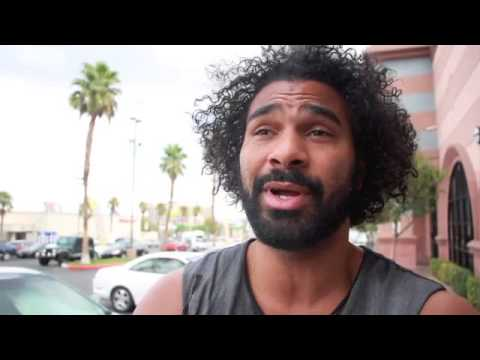 DAVID HAYE RESPONDS TO AL HAYMON / ADAM BOOTH RUMOURS, TALKS TYSON FURY, KLITSCHKO & JOSHUA