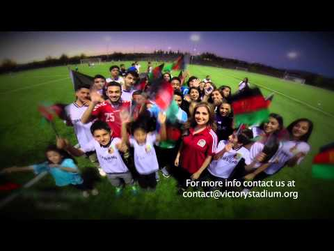 Victory Stadium Message By Ms. Mozhdah Jamalzadah video