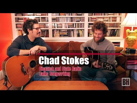 Guestlisted Guitar: Chad Stokes of Dispatch and State Radio, Songwriting