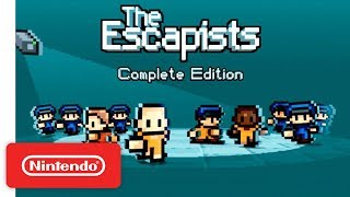 The Escapists: Complete Edition - Launch Trailer - Nintendo Switch