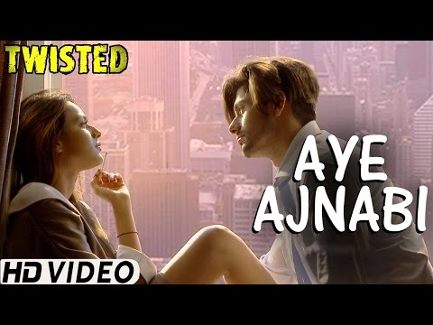 Aye Ajnabi - Video Song | Twisted | Nia Sharma | Namit Khanna | A Web Series By Vikram Bhatt