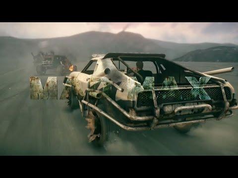 Взгляд на игру Mad Max