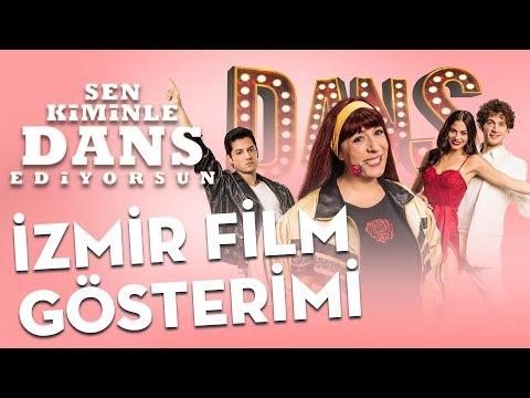 Sen Kiminle Dans Ediyorsun - İzmir Film Gösterimi (Sinemalarda)