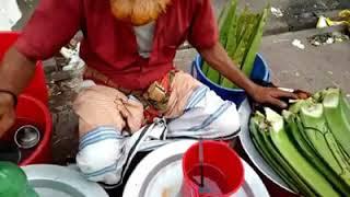 বাংলাদেশী পানীয় বা শরবত , street drink in Bangladesh