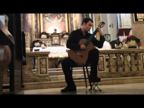 Flavio Nati plays Giulio Regondi - Air Varié n. 1 op. 21