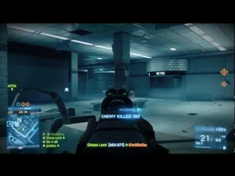 Battlefield 3 – God Mode Glitch