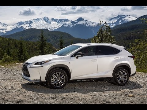 The All New : 2016 Lexus NX REVIEW - LUXURY CROSSOVER