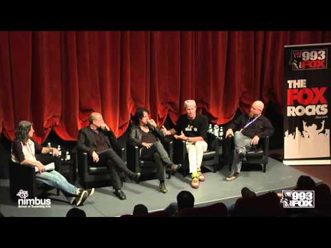 The Mentor Sessions: Legends Panel with Alice Cooper, Bob Ezrin, Chad Smith & GGGarth Richardson