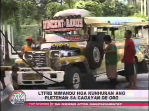 Tv Patrol Northern Mindanao - January 20, 2015 video