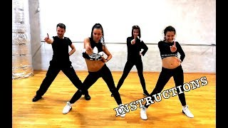 Download Lagu Demi Lovato ft. Jax Jones / Instructions / Choreography by Martina Panochová Gratis STAFABAND