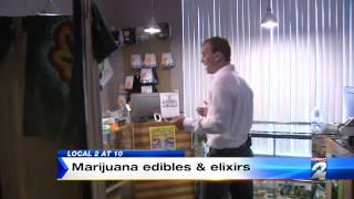 Touring a Colorado marijuana store dispensary
