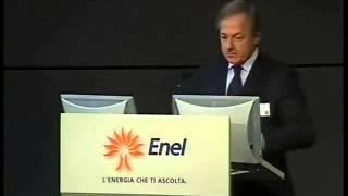 Rinaldo Sorgenti - Parte I - Convegno Orizzontenergia - Lo sviluppo italiano nel contesto delle politiche energetiche e ambientali dell'Europa