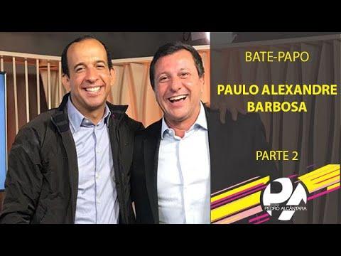 Bate-Papo com Paulo Alexandre Barbosa (Parte 2)