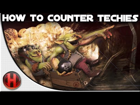 Dota 2 - How to Counter Techies