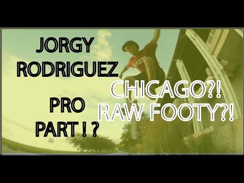 Jorgy Rodriguez (Yung Heno) 2016 Pro Part Raw