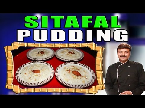 Sitafal Pudding (Custard Apple Pudding) by F3 Bachelors Cooking