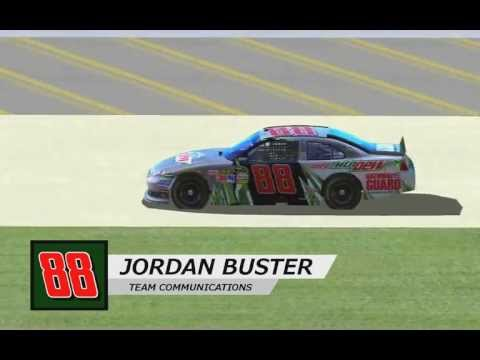 NR2003 - 'Out of Gas' Finish ~ UNSR Driver's Choice Series at PiggzCreek SS