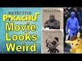 Detective Pikachu Movie Set and Prop Photos Look Interesting... | @GatorEXP