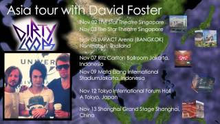 Dirty Loops  Asia tour