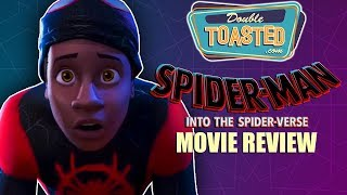 SPIDER-MAN INTO THE SPIDER-VERSE MOVIE REVIEW 2018