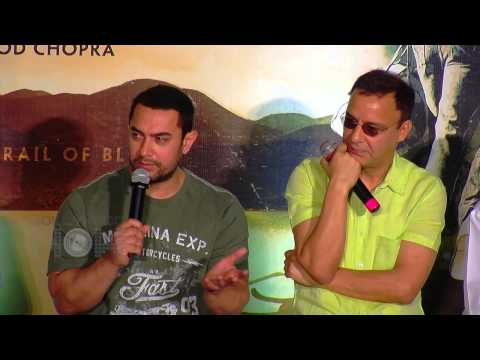Aamir Khan's REACTS on his Hollywood DEBUT | Broken Horses Trailer Launch