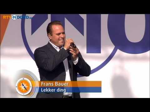 Frans Bauer - Lekker ding @ Rondje Noord 2010