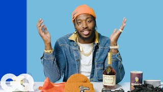 10 Things Pardison Fontaine Can't Live Without | GQ