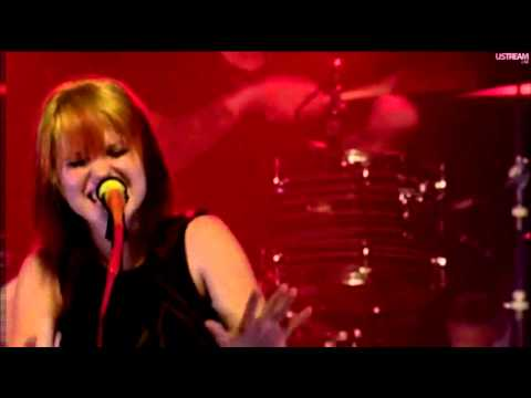 Paramore - Monster (live)  Fueled By Ramen 15th Anniversary 2011 Hd video