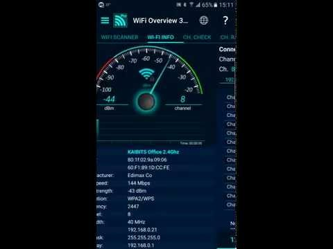 WiFi Overview 360 APK Cover