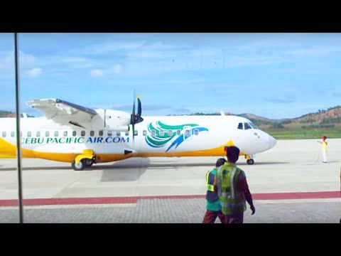 Busuanga Airport & Take-Off (Coron), Palawan, Philippines