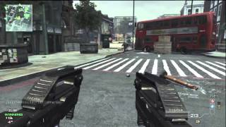 MW3 Infected MOAB Gameplay Strategy Underground