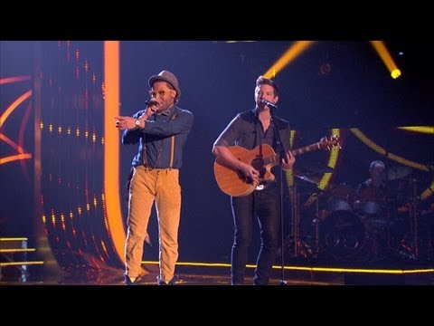 The Voice UK 2013 | De'Vide perform 'My Girl' - Blind Auditions 5 - BBC One