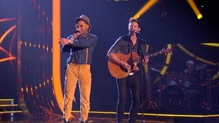 Download Lagu The Voice UK 2013   De'Vide perform 'My Girl' - Blind Auditions 5 - BBC One Gratis STAFABAND